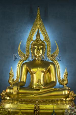 thailand bangkok buddha statue phra phuttha