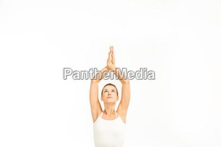 woman, practicing, yoga - 20549289