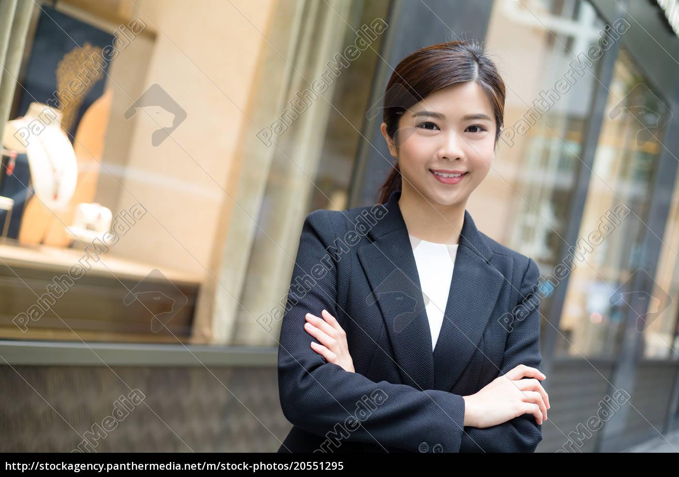 asian, business, woman - 20551295