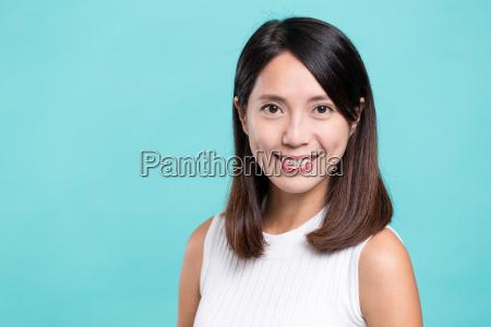 asian, young, woman, portrait - 20552917