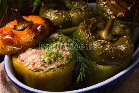 stuffed, peppers - 20555193