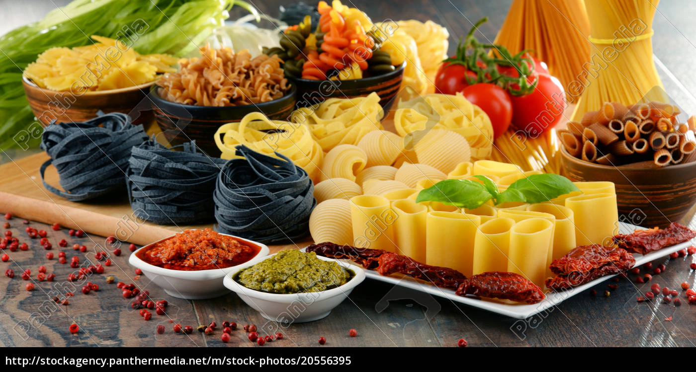 composition, with, different, sorts, of, pasta - 20556395