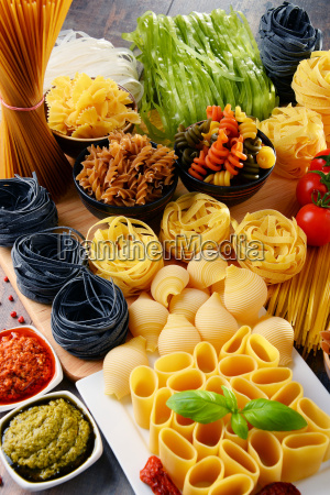 composition, with, different, sorts, of, pasta - 20556407