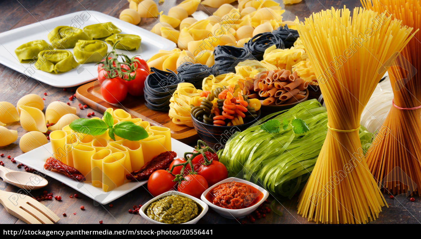 composition, with, different, sorts, of, pasta - 20556441