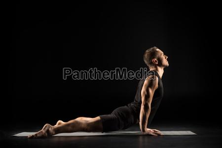 man, practicing, yoga - 20556811