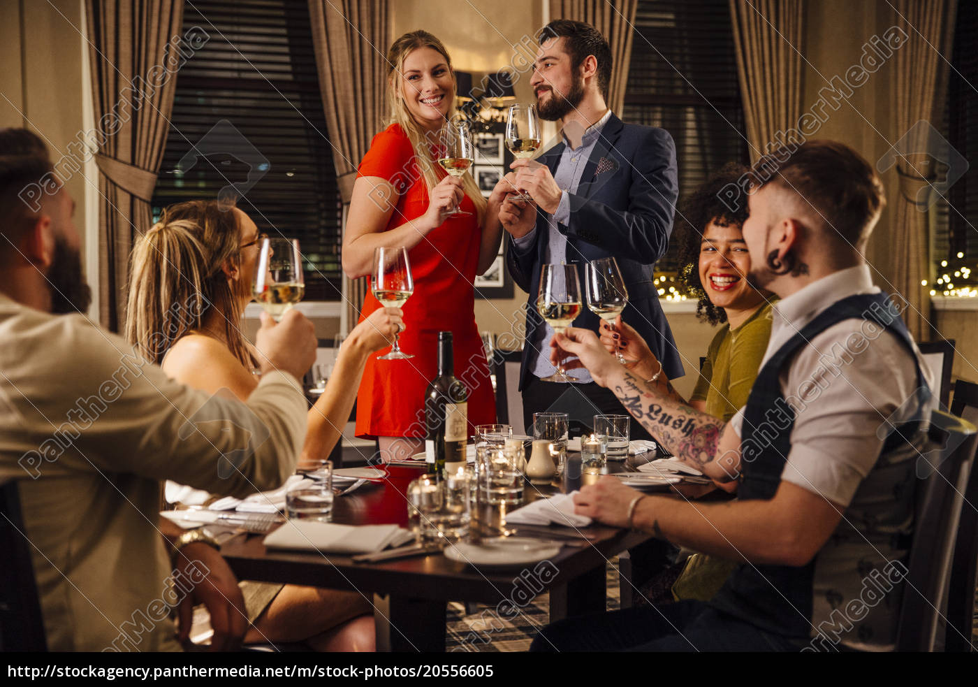 toasting, to, the, newly, weds - 20556605