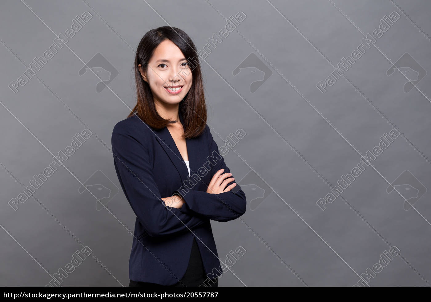 young, business, woman - 20557787