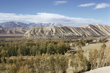 bamiyan bamian valley and koh i