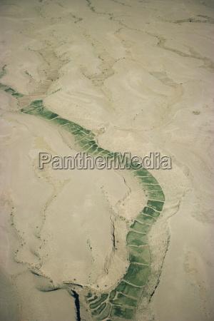 ancient karez underground irrigation system pakistan