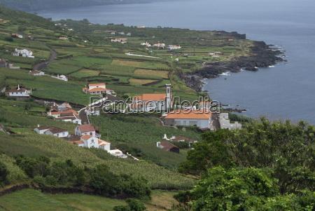 arrife miradouro view to santa barbara