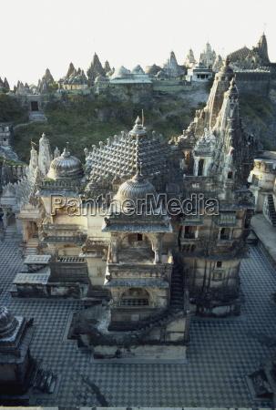 shatrunjaya hill abode of the gods