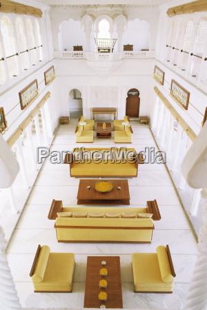 the grand durbar hall devi garh