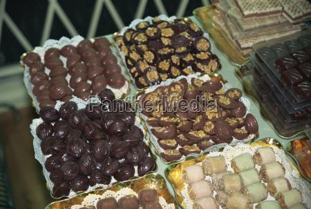 confectionery neuhaus store brussels belgium europe