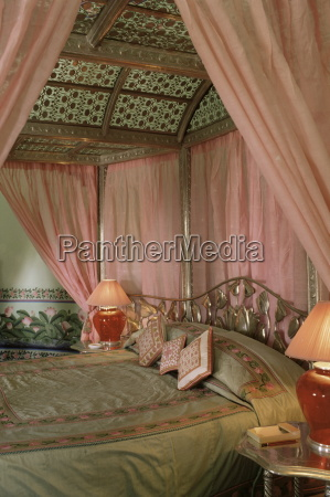 bedroom the shiv niwas palace hotel