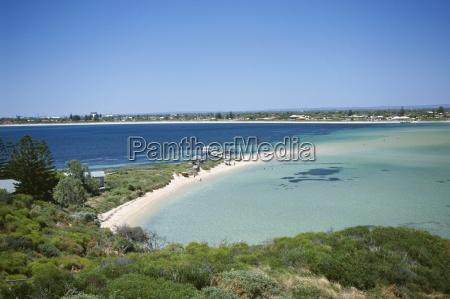 protected bird sanctuary shoalwater marine park
