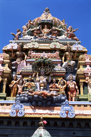 hindu temple colombo sri lanka asia