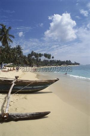 south coast near galle sri lanka