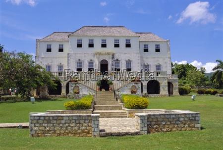 rose hall jamaica caribbean west indies