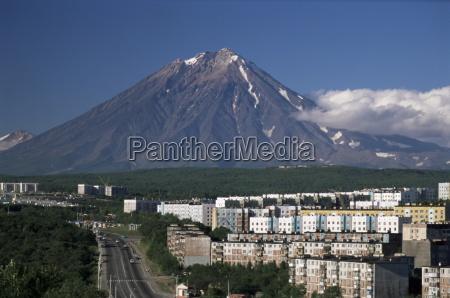 koryaksky volcano unesco world heritage site