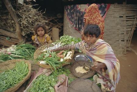 market dhariyawad rajasthan india