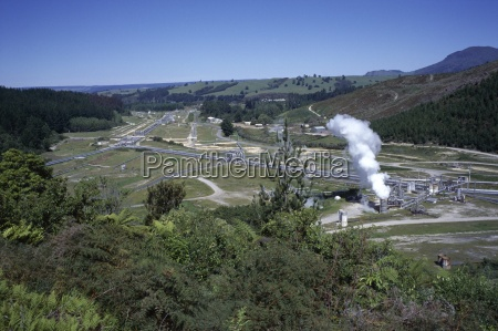 craters of the moon thermal power