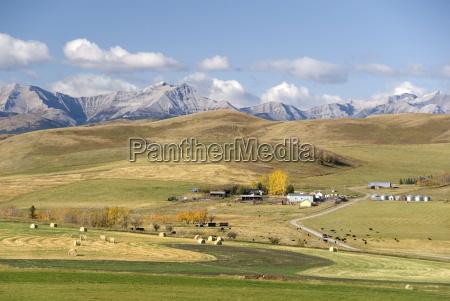 kananaskis mountains canadian rockies front ranges