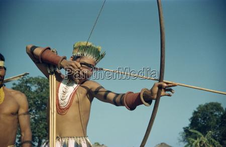 portrait of a karaja indian boy
