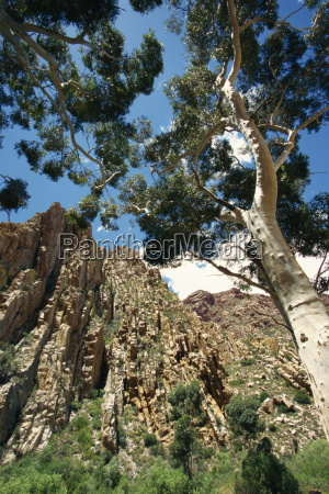 swartberg pass rock formation central karoo