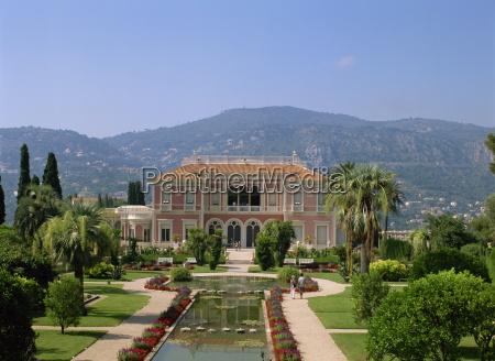 musee ephrussi de rothschild and gardens