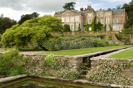 hestercombe garden a terraced garden featuring