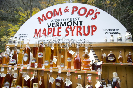 bottles of maple syrup for sale