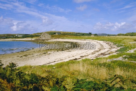bryner isles of scilly england uk