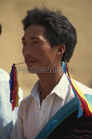 tibetan coming of age ritual qinghai
