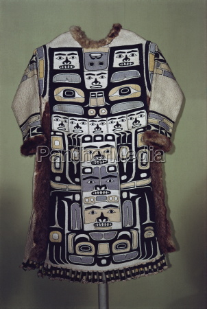 chilkat shirt tlingit from north west