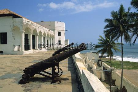 st georges fort oldest fort built