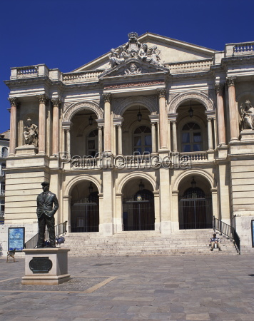 theatre toulon provence france europe