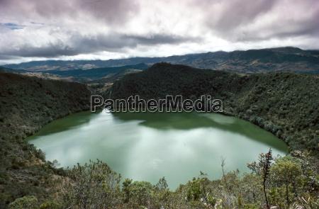 lake guatavita basis of the el