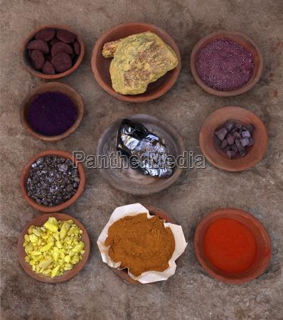 bhasma ayurveduc medicine ingredients kerala india