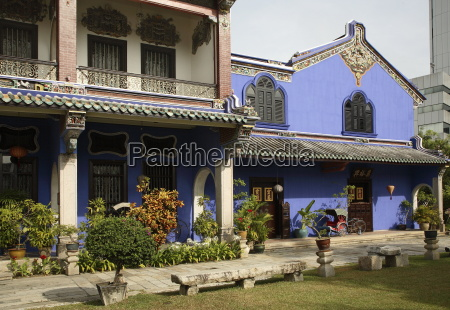 cheong fat ze mansion in penang