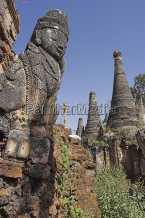 kakku buddhist ruins said to contain