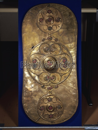 the battersea shield celtic from early
