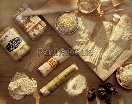 various kinds of chinese noodles china