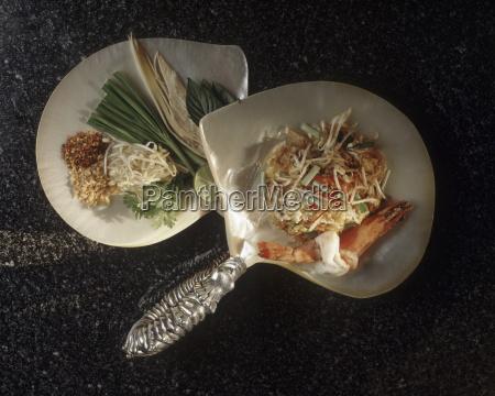 thai style noodles quittieaw pat thai