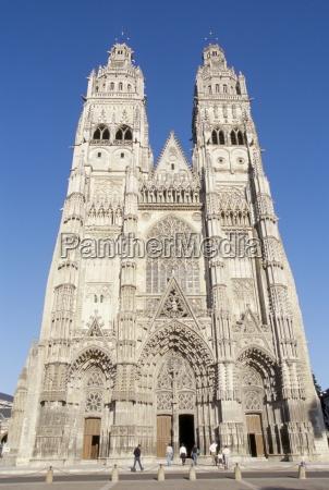 st gatien cathedral tours centre france