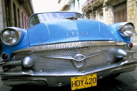buick old american car havana cuba