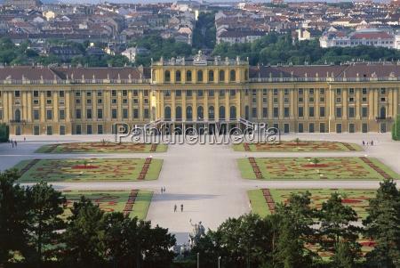 schonbrunn palace and gardens unesco world