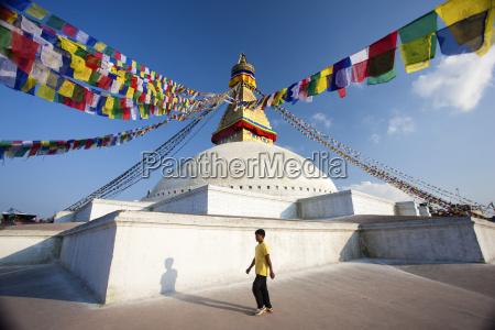 bodhnath stupa boudhanth boudha one of