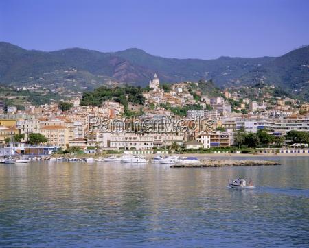 san remo italian riviera liguria italy