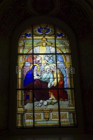 inside the metropolitana cathedral san jose