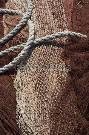 fishing nets saint jean de luz